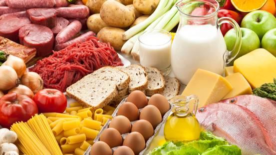 Alimentos saudáveis para uma sana alimentação